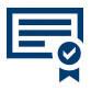 Icons_blau_0003_Vektor-Smartobjekt_Zertifikat